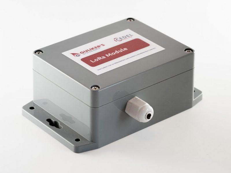 Ontwikkeling LoRa module voor Guliker's Gas- en Oliehandel